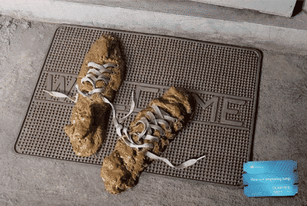 Bizarre Slippers