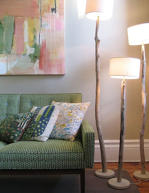 Beautiful floor lamp ideas to make you rethink your home decorations 9 solutioingenieria Image collections