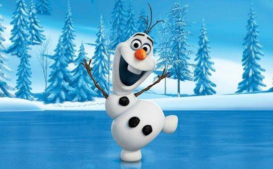 Olaf represents innocent love1