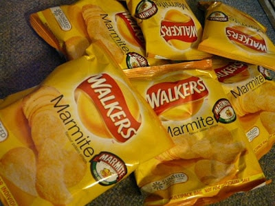 The 13 Strangest Potato Chips Flavours13