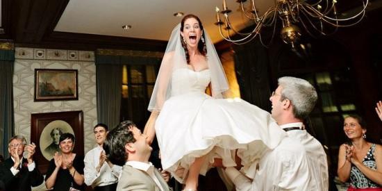 The 7 Strangest Wedding Traditions That Defy Evolution