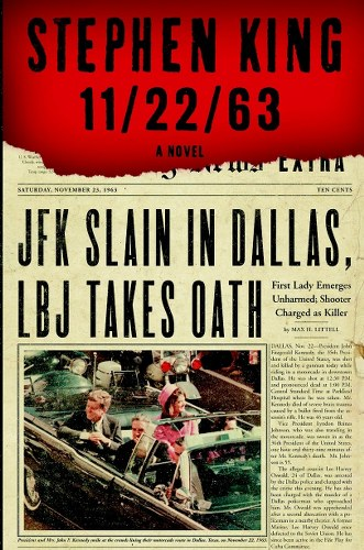 11 22 63 upcoming stephen king movies