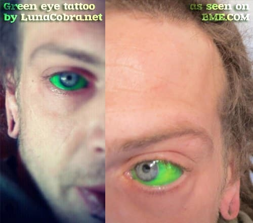 eye rattoos extreme body modifications