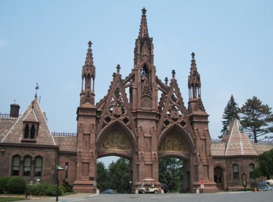 Green-Wood Cemetery Brooklyn, New York