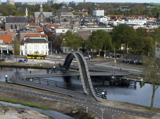 Melkweg Bridge, The Netherlands