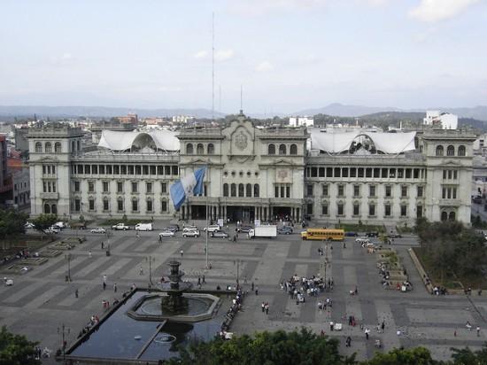 National Palace, Guatemala