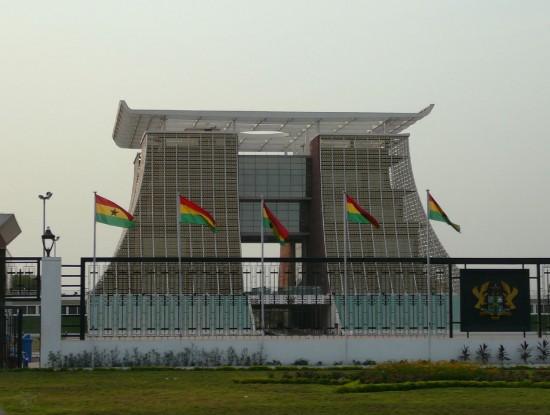 The Flagstaff House, Ghana