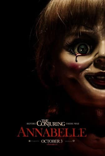 annabelle upcoming horror movies