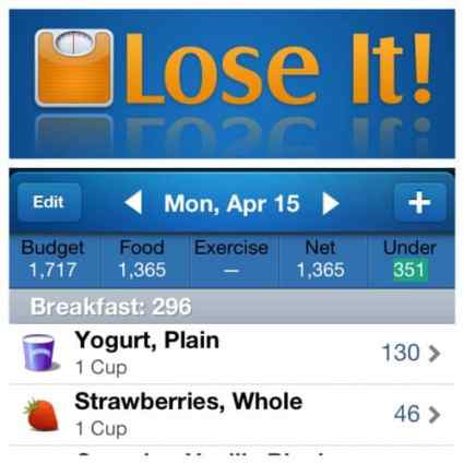 lose it app