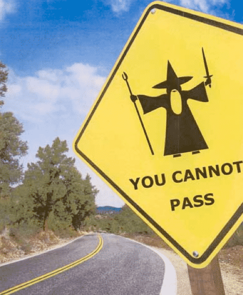 The Funny Road Signs