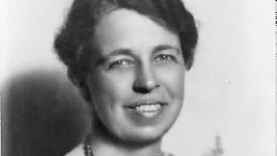 Famous Women in History eleanor roosevelt