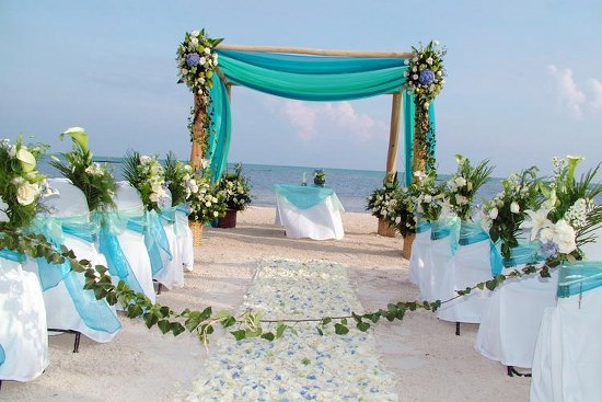 Wedding Decoration Ideas beach