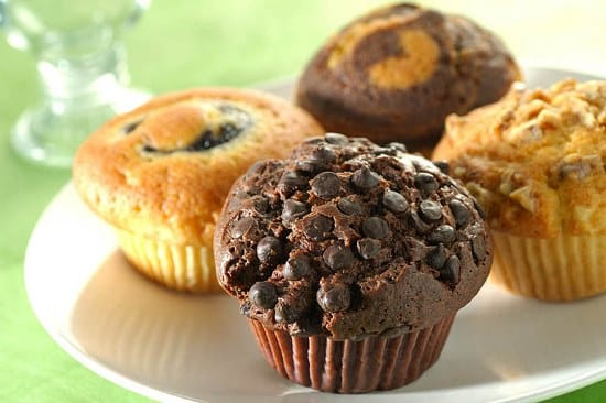 healthy breakfast recipes muffin