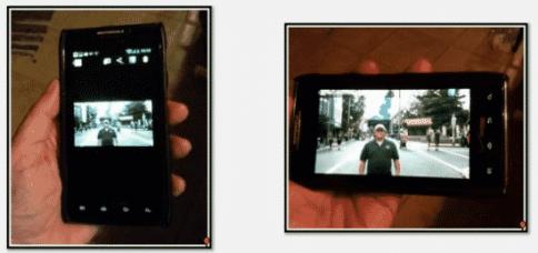 auto rotates smartphone problems