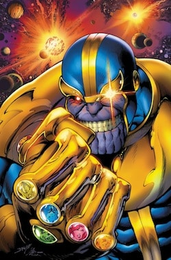 Things That Makes Thanos Marvel's Supervillan