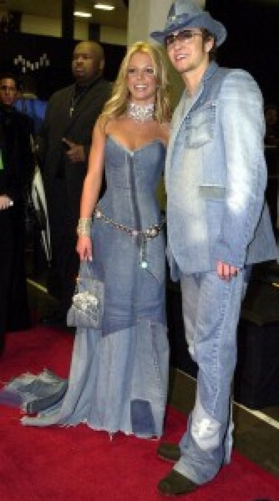 Insane Celebrity Outfits from the 2000s