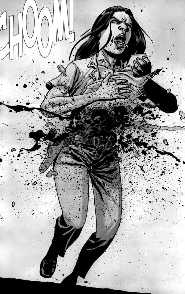 5 Comics' Moments The Walking Dead Won't Use
