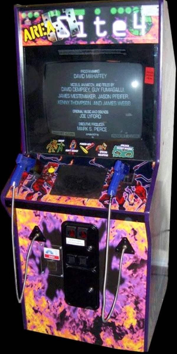 Ten Best Arcade Games From The Nineties