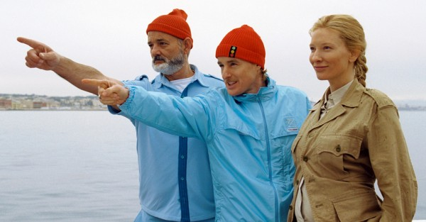 Steve Zissou is one of the 8 Amazing Portraits from Wes Anderson Movies