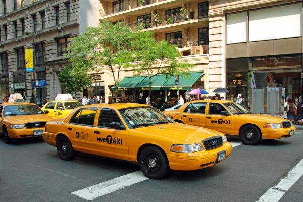 Some New York native thoughts include the cab drivers.