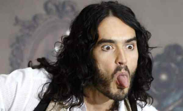 Russell Brand is one of the 6 celebrities that suffered from depression.