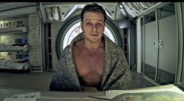 The list of 6 iconic Matt Damon roles includes that of Mark Watney, pictured in the habitat in this photo.