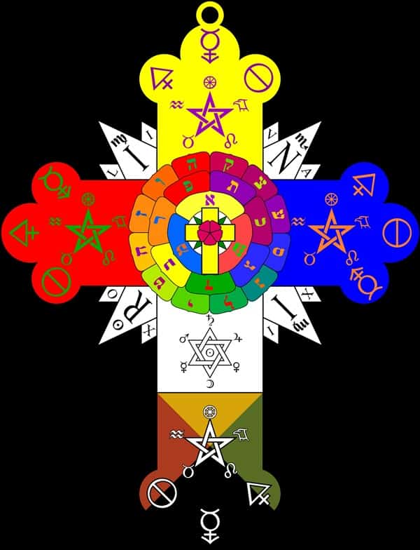 The Hermetic Order of the Golden Dawn is the occult organization Aleister Crowley first took part in.