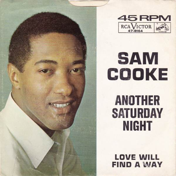 5 weekend themed songs - Sam Cooke