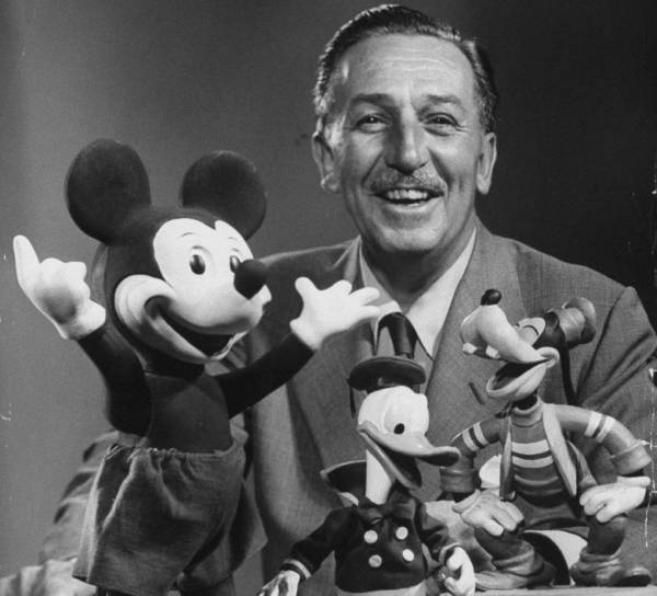 Some celebrities intriguing last words include those of Walt Disney.