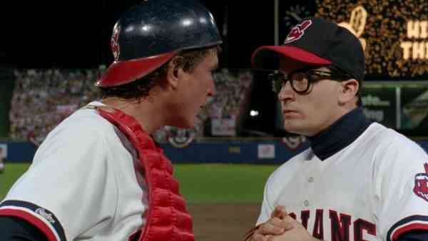 His role in Major League is one of the top 6 performances by Charlie Sheen over the years.