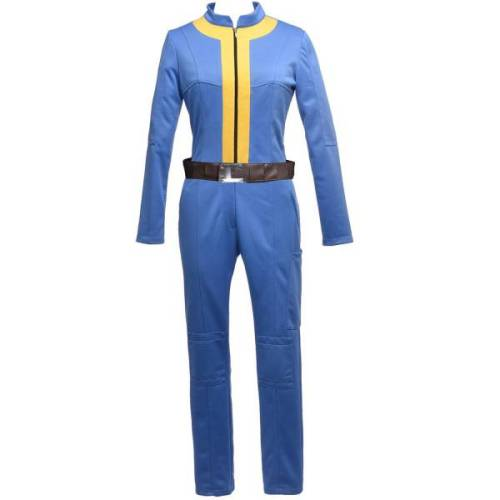 The Vault 111 costume belongs among the top 7 perfect gifts for Fallout 4 fans.
