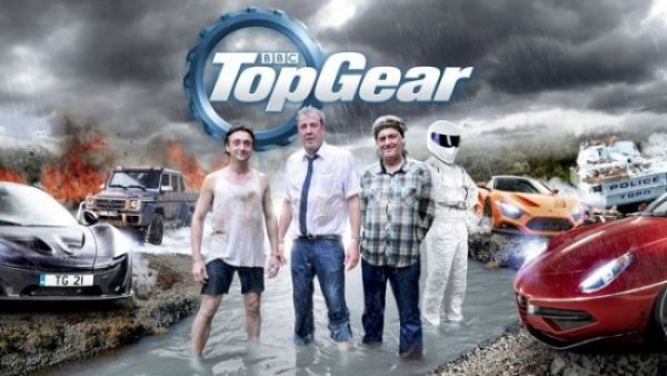 The crew of Top Gear managed to anger the Argentinians with their license plate.