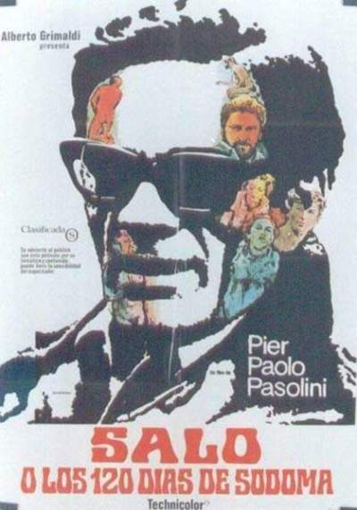 Salò is one of the movies that should have never been released.