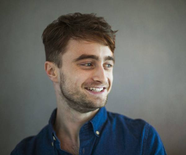 Daniel almost didn't get the role of Harry Potter.