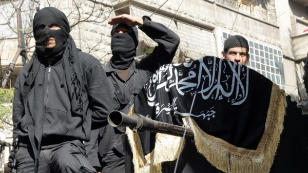 Al-Nusra seems to be the most effective dangerous terrorist group.
