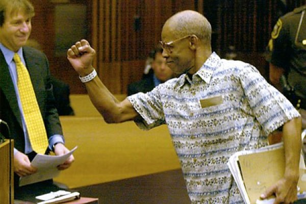 Eddie Joe Lloyd was finally acquitted in 2002.