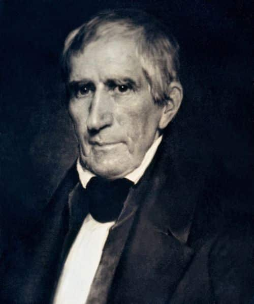 William Henry Harrison must be the most unlucky U.S. president.