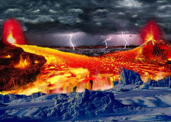 Weirdest Norse Myths - Genesis Of The World