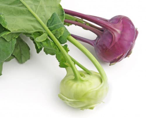 Kohlrabi - Vegetables That You Know Nothing About