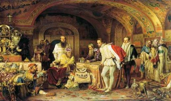 Most Insane Rulers - Ivan IV