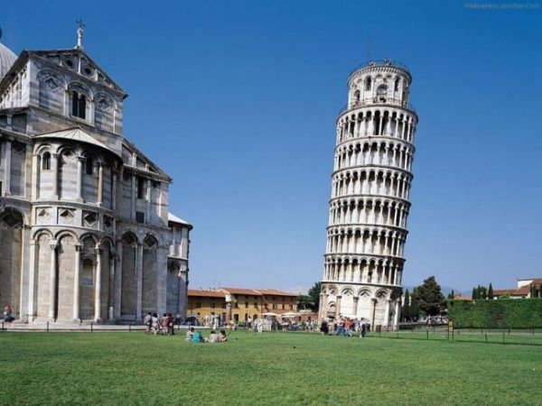 Interesting Facts About Tuscany Include The Existence Of Other Towers Like Pisa's