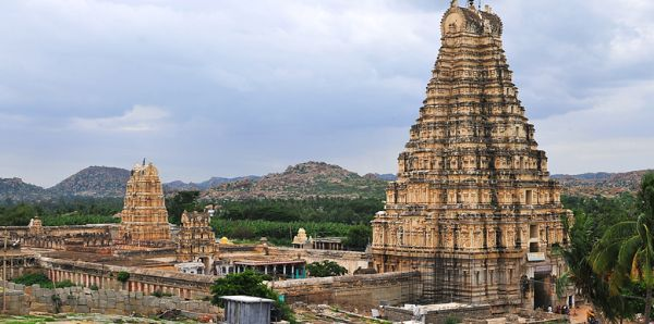 Virupaksha, Part Of The Most Beautiful Temples In Asia
