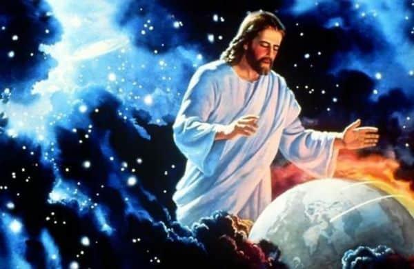 Terrifying Alien Conspiracies - Alien Jesus