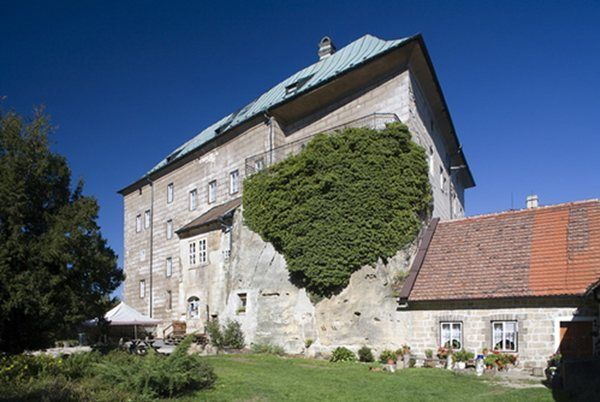 Houska, One Of The Most Haunted Castles In The World