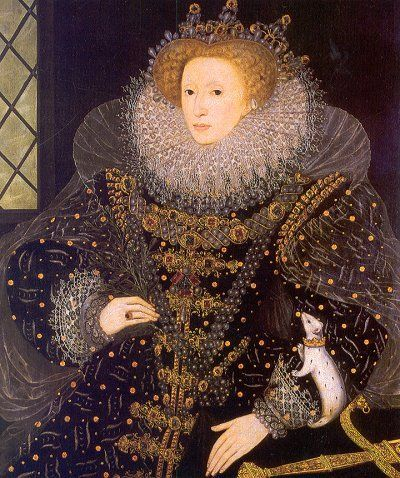 Most Influential Women in History - Elizabeth I