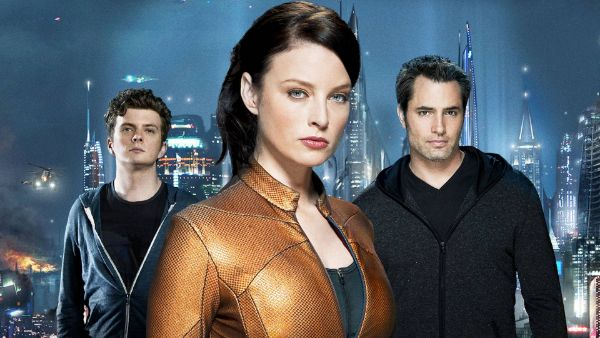 Time-Travel TV Series: Continuum