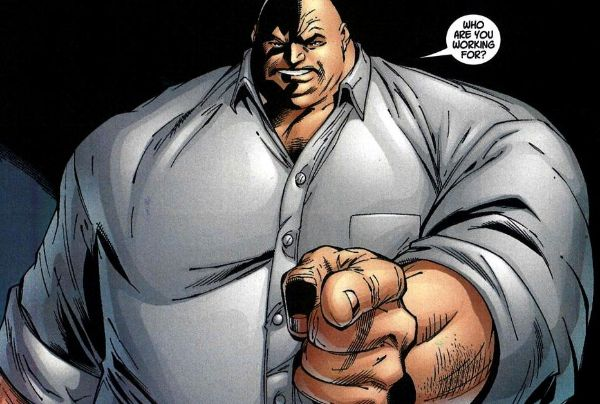 Marvel Spider-Man Reboot - Kingpin