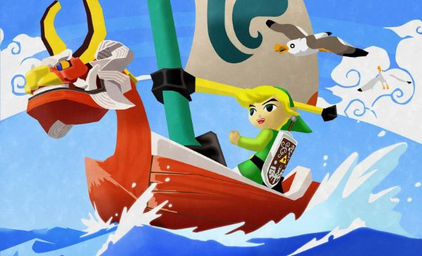 Best Zelda Game - The Wind Waker