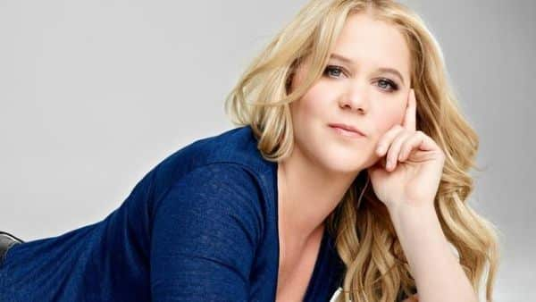 Female Comedian Amy Schumer