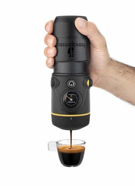 Handheld Espresso Maker